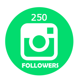 buy 250 instagram followers