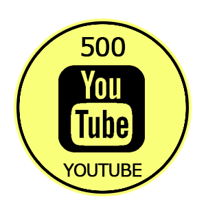 500 youtube