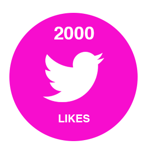 buy 2000 twitter likes