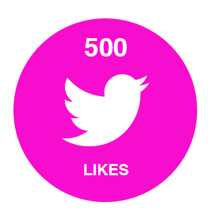 buy 500 twitter likes