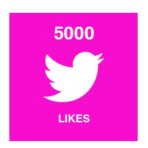 buy 5000 twitter likes