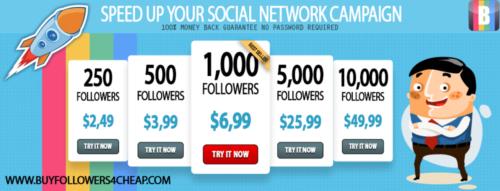 buy followers instagram cheap