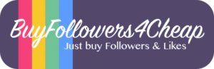 Buy Followers 4 Cheap