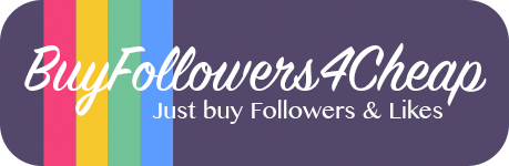 Buy Followers 4 Cheap Logo