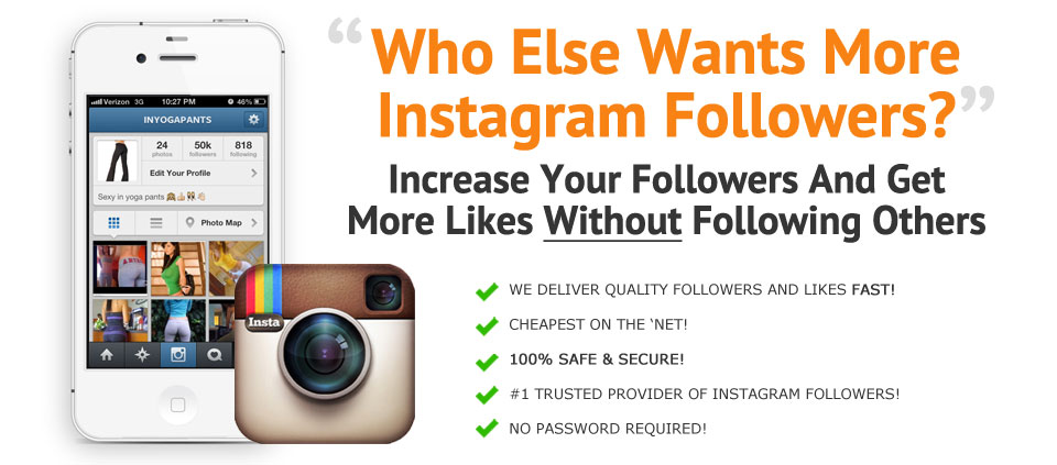 Buy Cheap Followers Fast Starting at $1.29